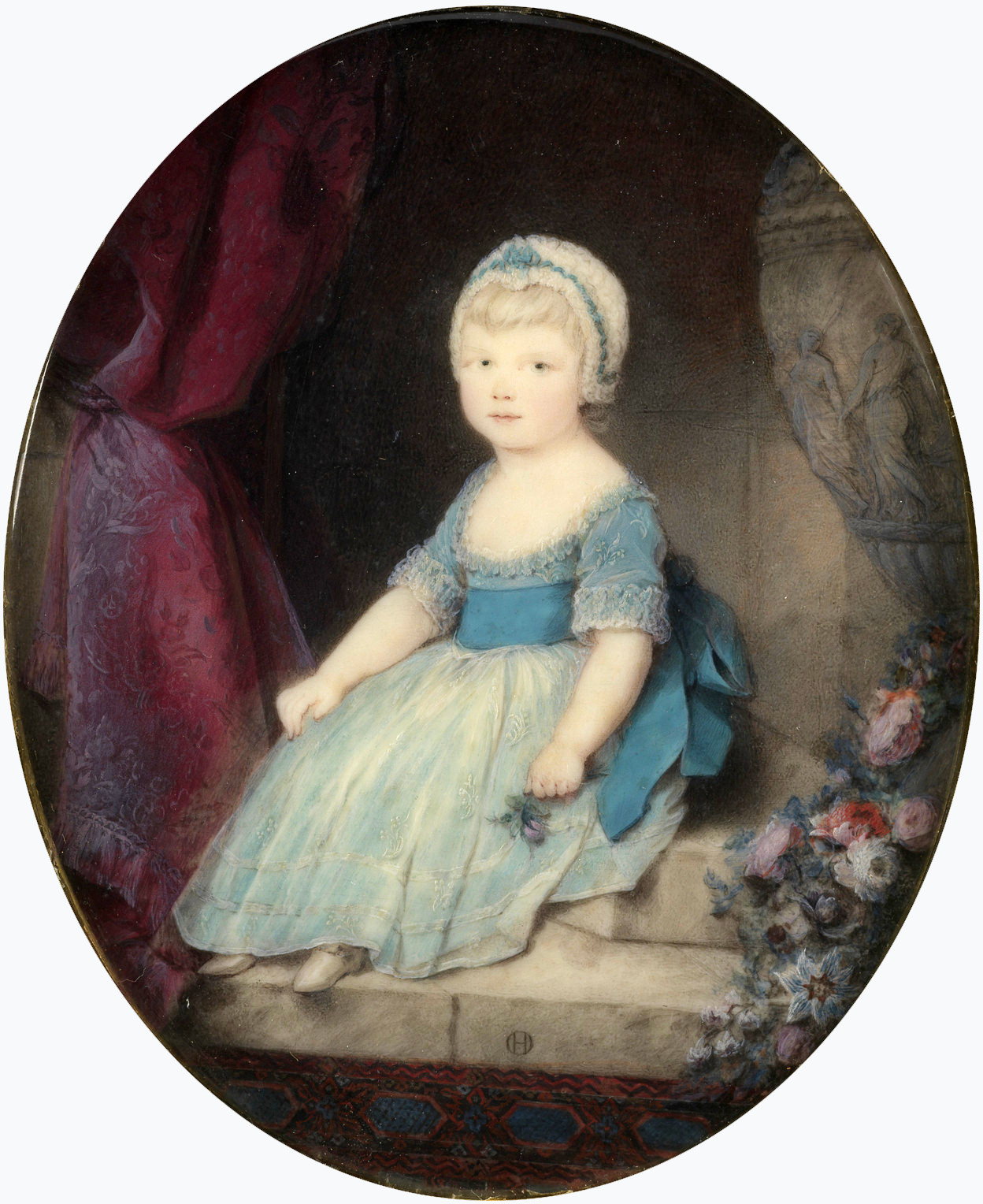 Princess Charlotte in 1769