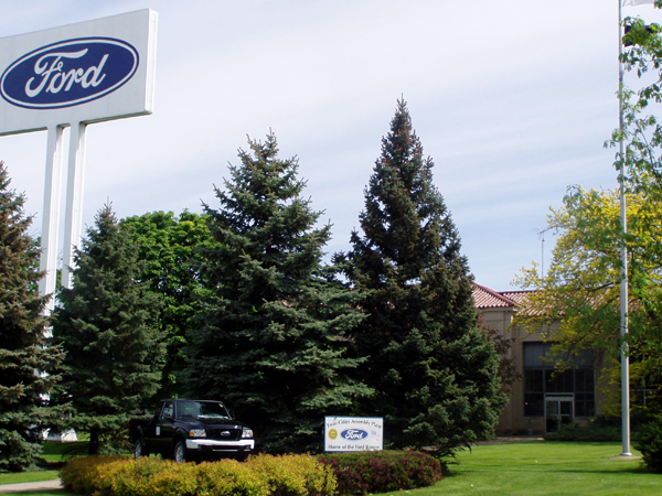 MN Ford plant