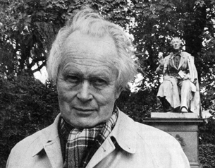 Piet Hein and H.C. Andersen (cropped)