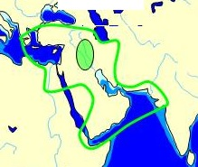 Spread of Oecumene Mesopotamia