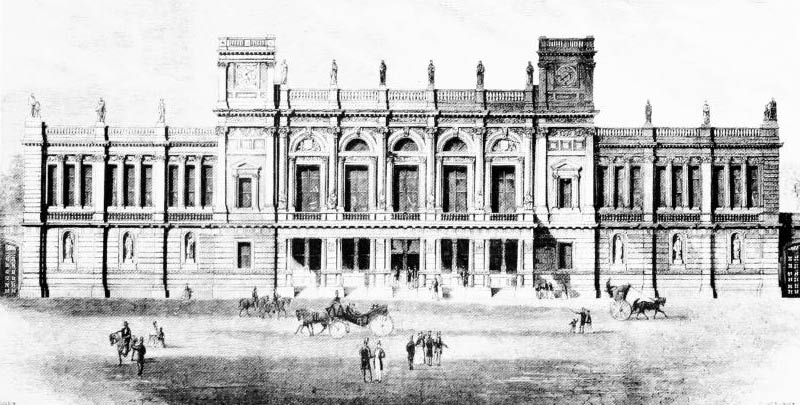 University of London illustration 1867
