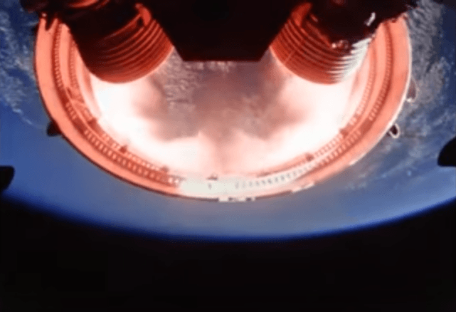 Apollo 4 S-ICS-II Staging upper camera