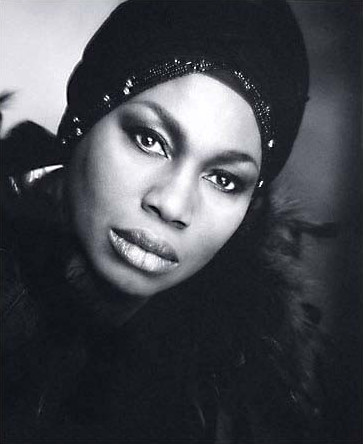 Leontyne Price (b&w) by Jack Mitchell
