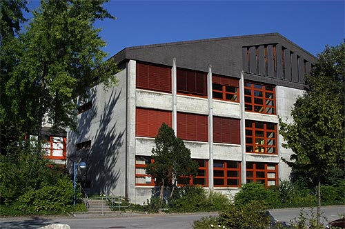 Picswiss BE-93-06 Eggiwil - Schulhaus