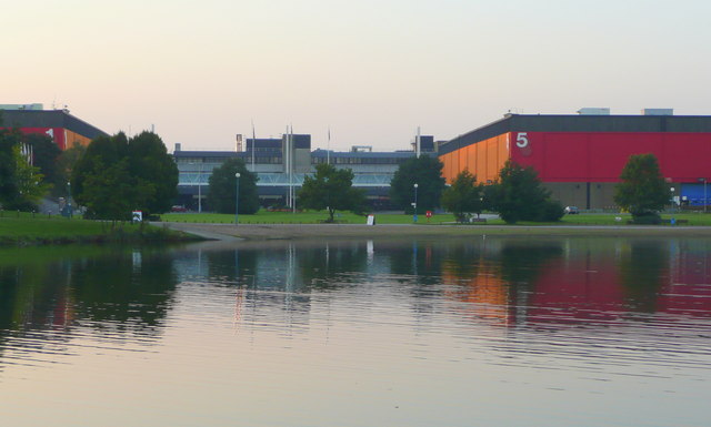 Birmingham National Exhibition Centre - geograph.org.uk - 985557
