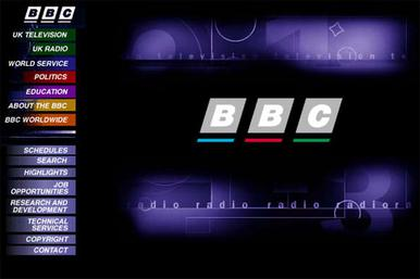 BBC website 1997