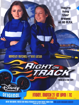 Right On Track movie logo.png