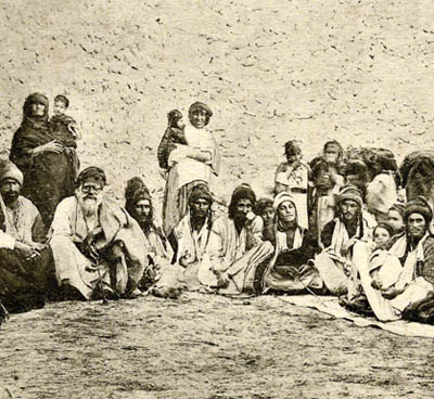 Yezidis of Jabal
