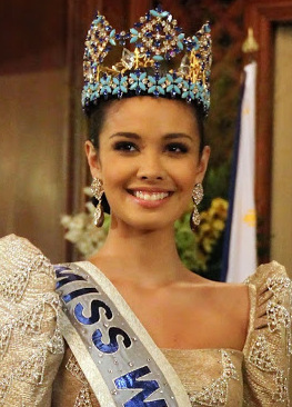 Miss World 2013 Megan Young (cropped)
