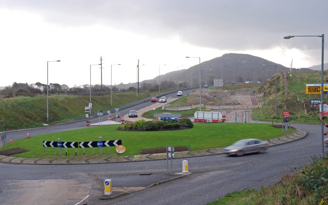 A1 Cloghogue Roundabout