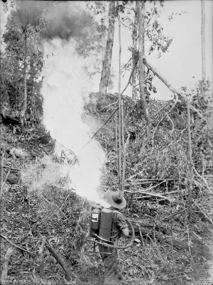 Flamethrower Tarakan (108558)