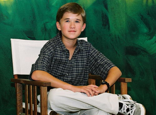 Haley Joel Osment in 2001