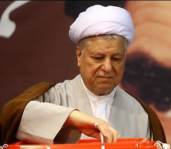 Hashemi Rafsanjani facts for kids