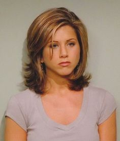 Rachel Green Rachel haircut