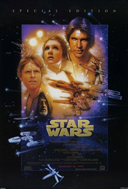 Star Wars (1997 re-release poster)