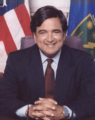 Bill Richardson, official DOE photo