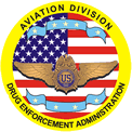 DEA - Office of Aviation Operations emblem