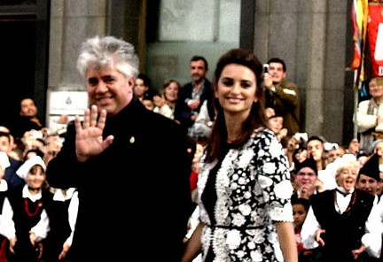 Pedro Almodovar and Penélope Cruz 2