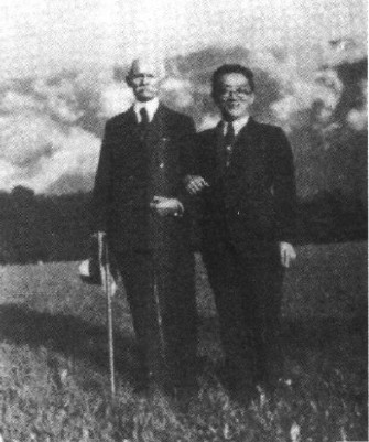 Hu Shih and John Dewey