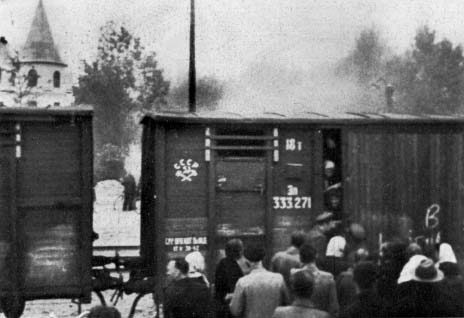 Latvia deportation 1941