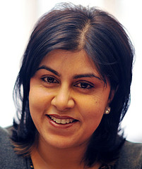 Baroness Warsi Official