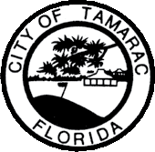 Seal of Tamarac, Florida (1963-1988)