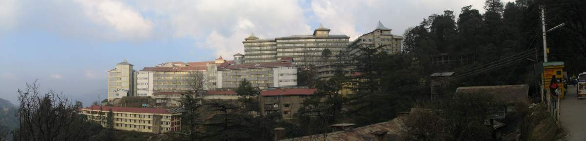 Indira Gandhi Medical College and Hospital at Shimla
