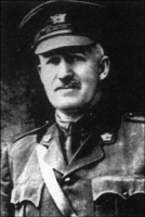 Photo of Sutherland in Canadian Expeditionary Forces' uniform