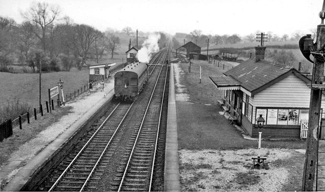 Bangor-on-Dee Station, 1862854 5e291cdb