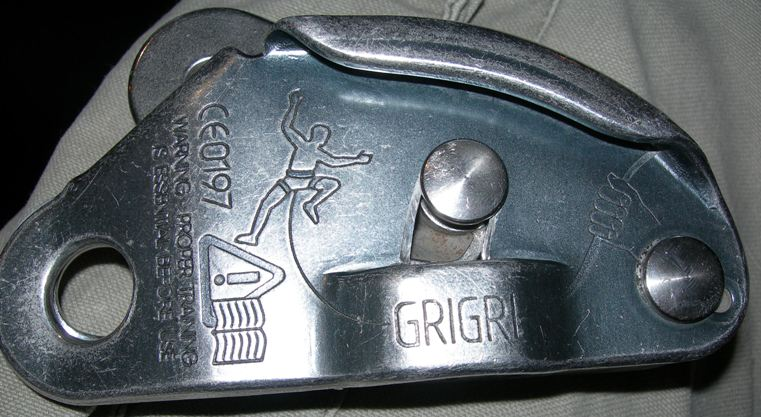 Grigri (no hands)
