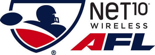NET 10 Wireless AFL Logo