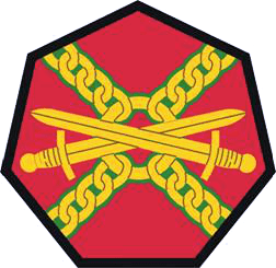 United States Army Installation Management Command Shoulder Patch