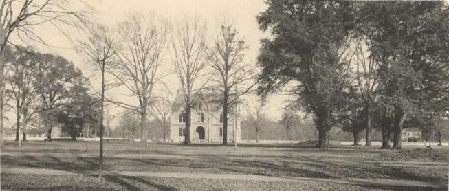 University of Alabama 1907