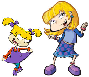 Angelica Pickles Facts For Kids