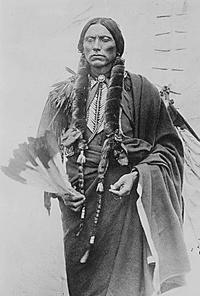 Chief Quanah Parker of the Kwahadi Comanche2