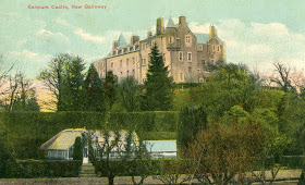 Kenmure Castle, New Galloway, Galloway, Scotland