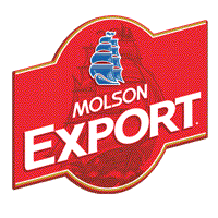 Molson Export Lable Logo