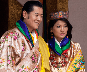 Wedding of Jigme Khesar Namgyel Wangchuck and Jetsun Pema