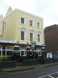 Lillie Langtry pub (formerly, 'The Lillie Arms) 1835