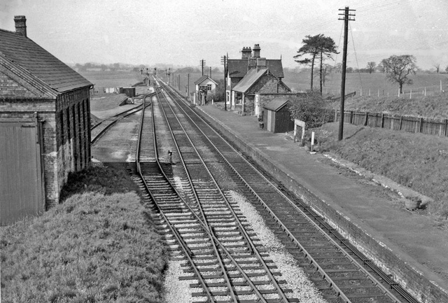 Bettisfield Station 1863391 991ebb7e