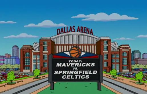 Dallas Arena