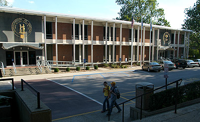Howell-McDowell Building, Morehead State University