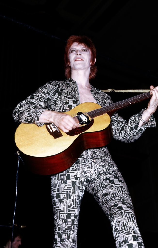 David-Bowie Early
