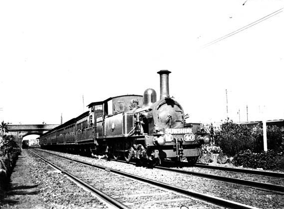 Melbourne-steam-hauled-suburban