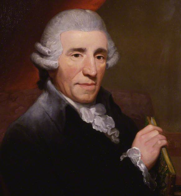 Haydn portrait by Thomas Hardy (small)