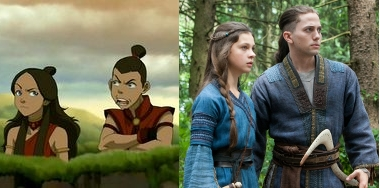 List Of Avatar The Last Airbender Characters Facts For Kids