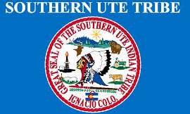 Official ute tribe flag