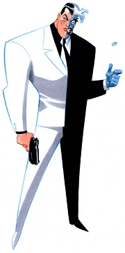 Two-Face (DC Animated Universe)