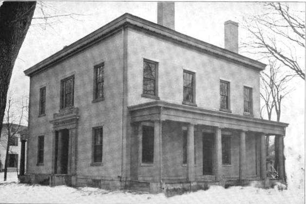 1899 Westfield public library Massachusetts