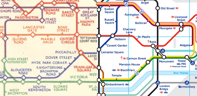 London Subway Map Russell Station.London Underground Facts For Kids